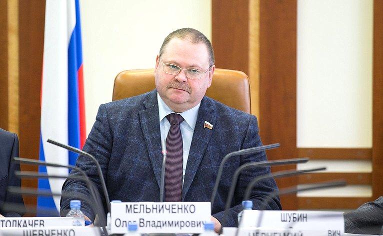 О. Мельниченко: упрощение процедуры декларирования доходов – важный шаг, которого ждут сельские депутаты по всей стране